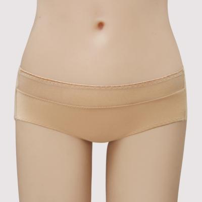 【曼黛瑪璉】愛高調   低腰平口褲(內斂膚)