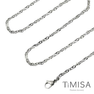 TiMISA《曖昧》純鈦項鍊