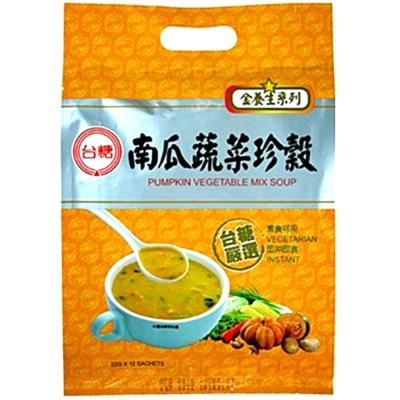 台糖 南瓜蔬菜珍穀6袋(12包/袋 22g/包)