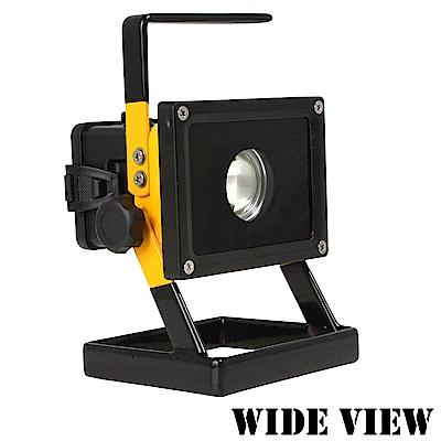 【WIDE VIEW】T6方形防水超亮工作/照明燈(NZL-803-C)