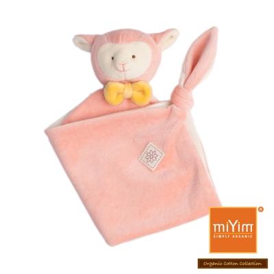 美國miYim有機棉 安撫巾系列-亮寶羊羊