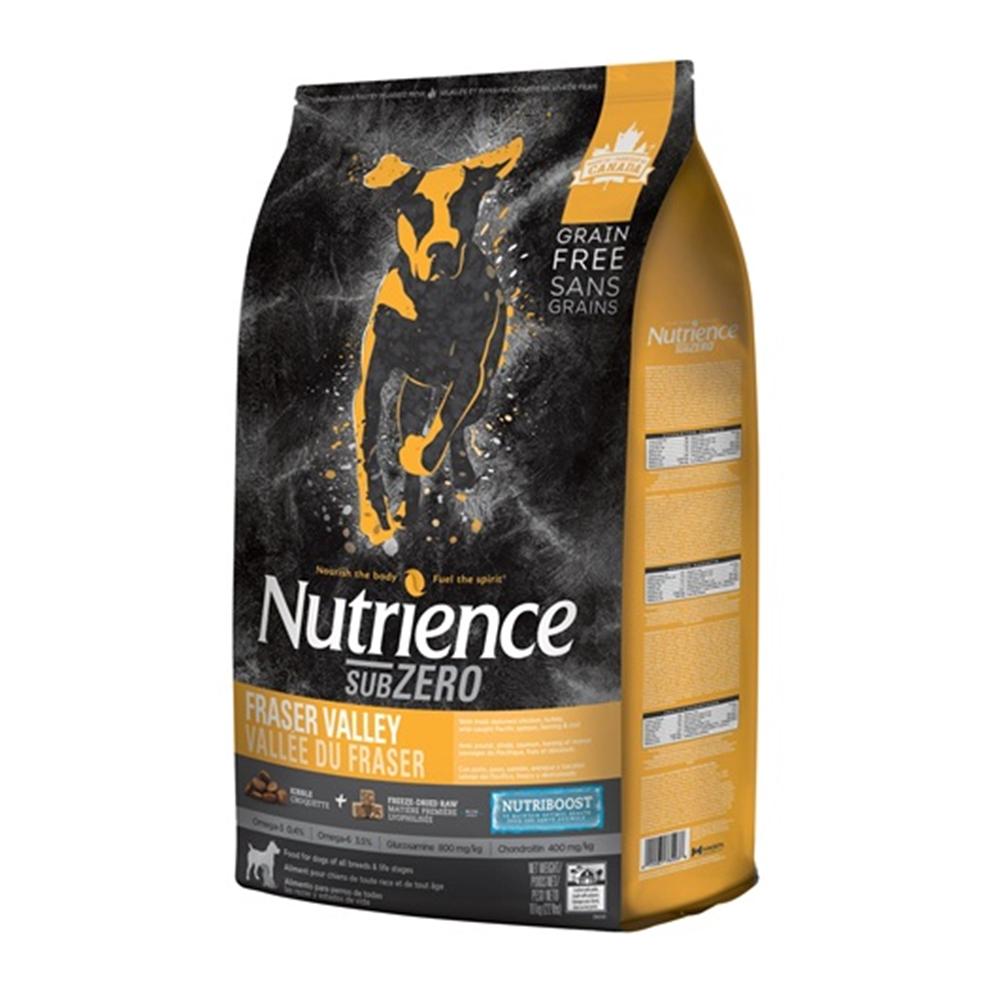 紐崔斯 頂級無穀凍乾 火雞肉+雞肉+鮭魚 犬糧 2.27kg