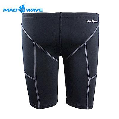 俄羅斯MADWAVE 兒童及膝泳褲 Jammer Junior