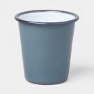 Falcon 獵鷹琺瑯 水杯 310ml 灰藍