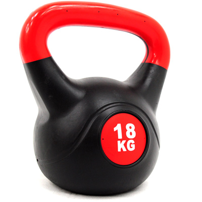 KettleBell重力18公斤壺鈴