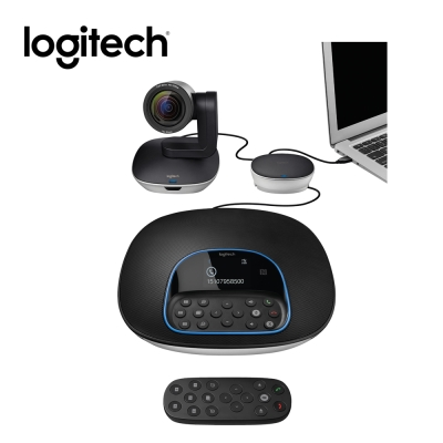 羅技  Logitech Conference cam Group 視訊會議系統