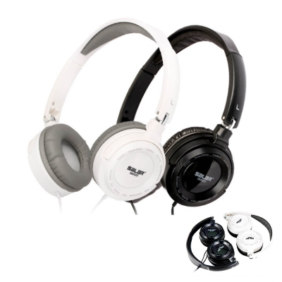 頭戴折疊式重低音耳機(KX520)