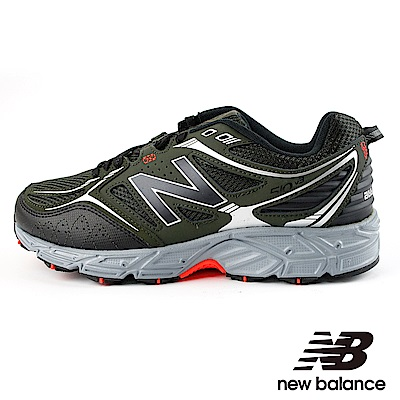 NEW BALANCE越野運動鞋- 男MT 510 RF 3 黑色