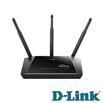 D-Link 300Mbps無線寬頻路由器分享器DIR-619L