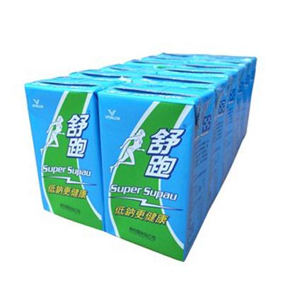 舒跑 運動飲料鋁箔包(250mlx6入)