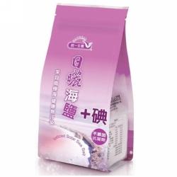 統一生機 日曬海鹽加碘立袋(450g)