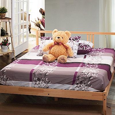 Carolan-花妍 單人床包枕套組