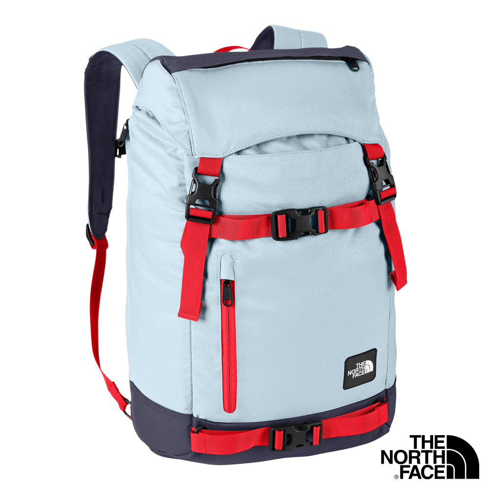 THE NORTH FACE PRE-HAB 校園雙肩背包 淺藍