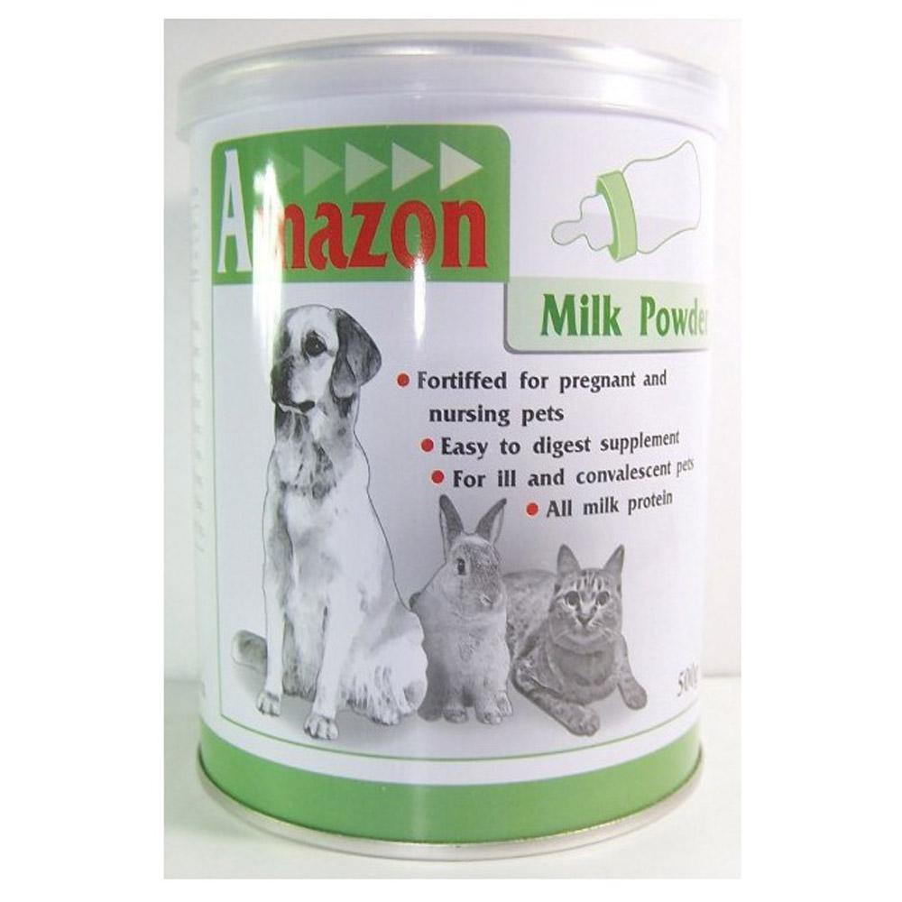 Amazon愛美康 寵物代母三用奶粉 500g(補充營養) X 1入