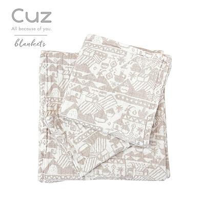 Cuz-馬雅市集(紗布巾)30cm-2入