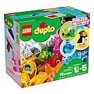 LEGO樂高 得寶系列 10865 趣味創作盒