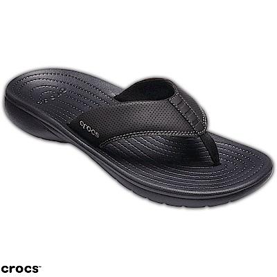 Crocs 卡駱馳 (男鞋) Bogota 人字拖 204971-060