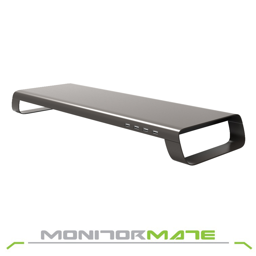 MONITORMATE miniONE 多功能擴充平台 - 太空灰