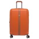 DELSEY法國大使 PROMENADE HARD -25吋行李箱-橘色