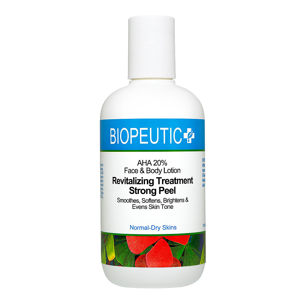 Biopeutic葆療美 果酸乳液20 8oz