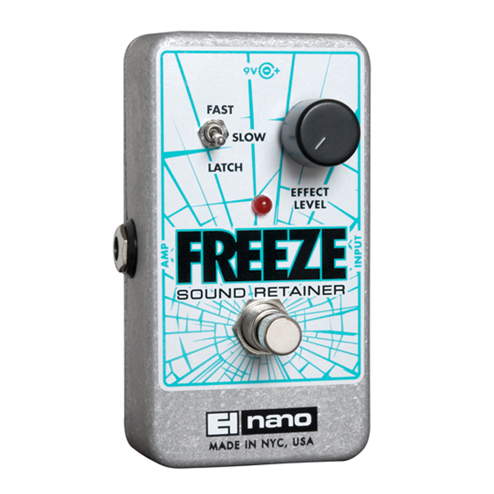 Electro Harmonix Freeze 無線延音效果器