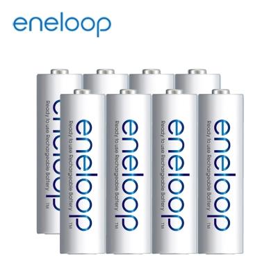 日本Panasonic國際牌eneloop低自放電充電電池組(內附4號8入)