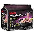 KOKA紫麥麵-清辣香檸味(60gx5入)