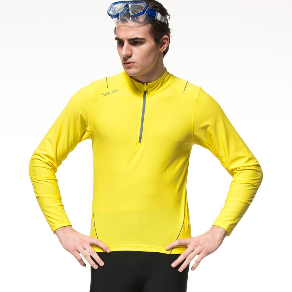 聖手牌 水母衣泳裝 長袖半身水母衣