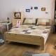床架 雙人5尺 松木床 北歐風
