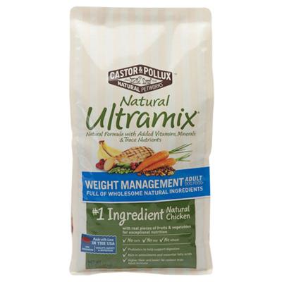 Natural Ultramix奇跡《室內犬》 5.5磅