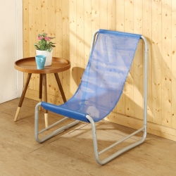 BuyJM輕巧可拆式網布休閒椅/露營椅寬52x86x77.5公分-DIY