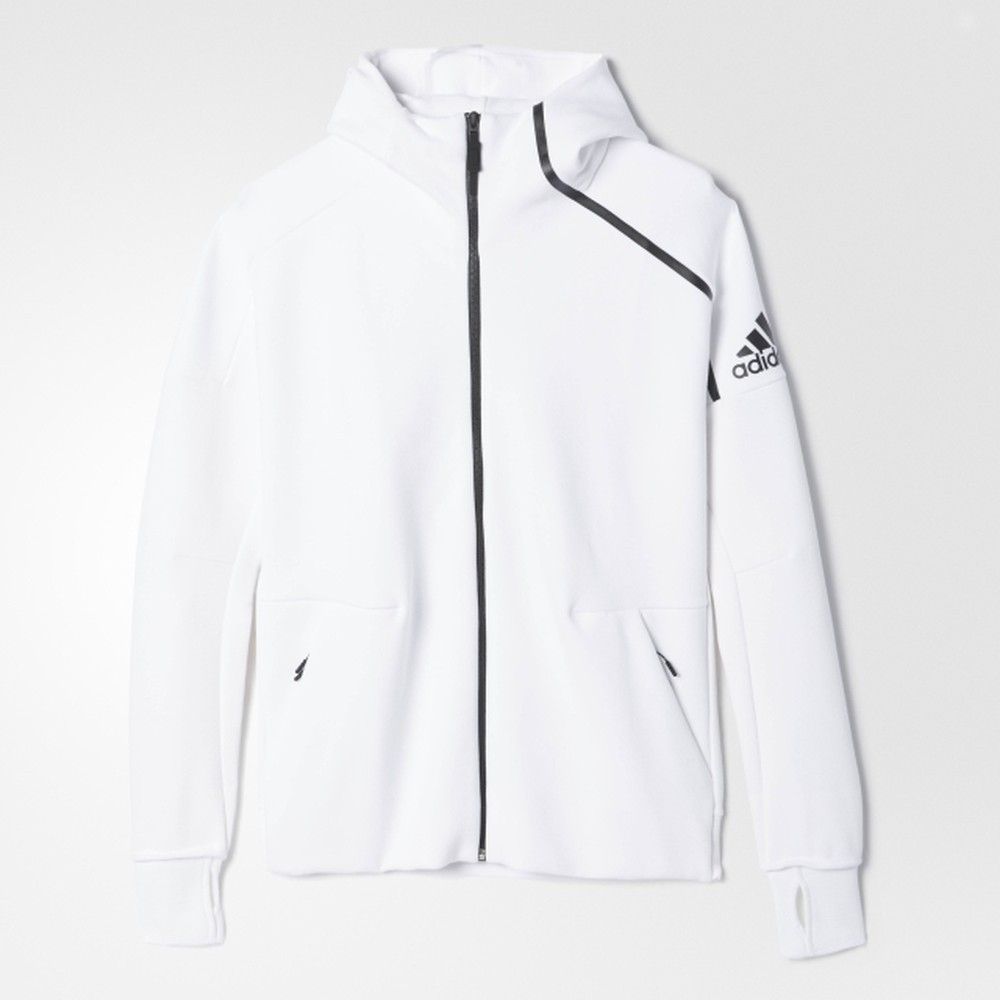 carpintero Barry Descanso  adidas ZONE 男連帽外套B48878   外套  Yahoo奇摩購物中心