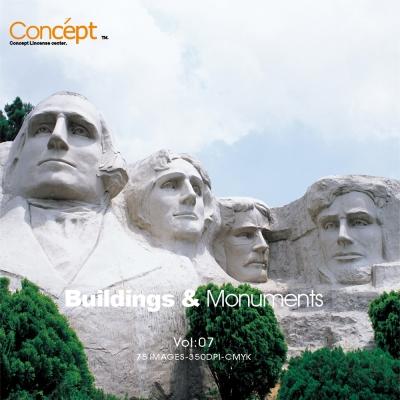 Concept創意圖庫 07-世界景觀地標
