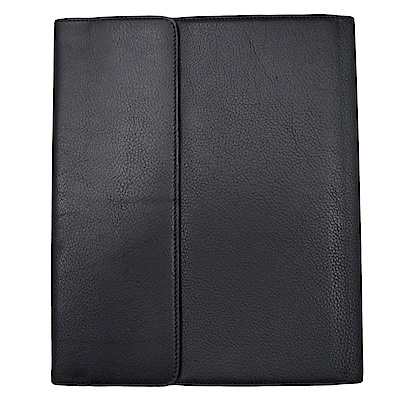 Filofax A5 IPad Cover Nappa Leather  黑