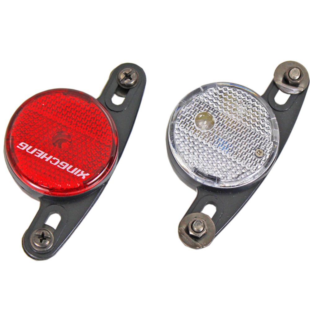 振動式感應自行車輪警示燈- 4入