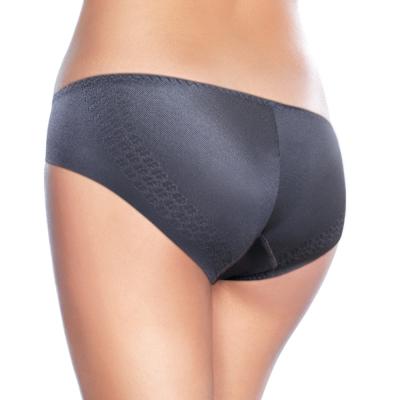 黛安芬-Stretty小褲-零著感系列低腰褲-M-EL-爵士灰
