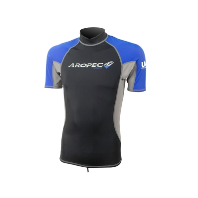 AROPEC Myth 神話男款短袖防曬衣 藍