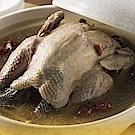 馬姐漁鋪 滋補聖品柔潤甘甜養氣人蔘雞(2000g/份)
