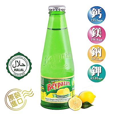 貝伊帕莎Beypazari 氣泡飲料-維他命C檸檬風味(200mlx6入)