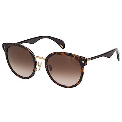 POLICE 太陽眼鏡 (琥珀色)PE-SPL617