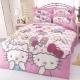HELLO KITTY 我的最愛系列-雙人純棉四件式床包兩用被組 product thumbnail 1