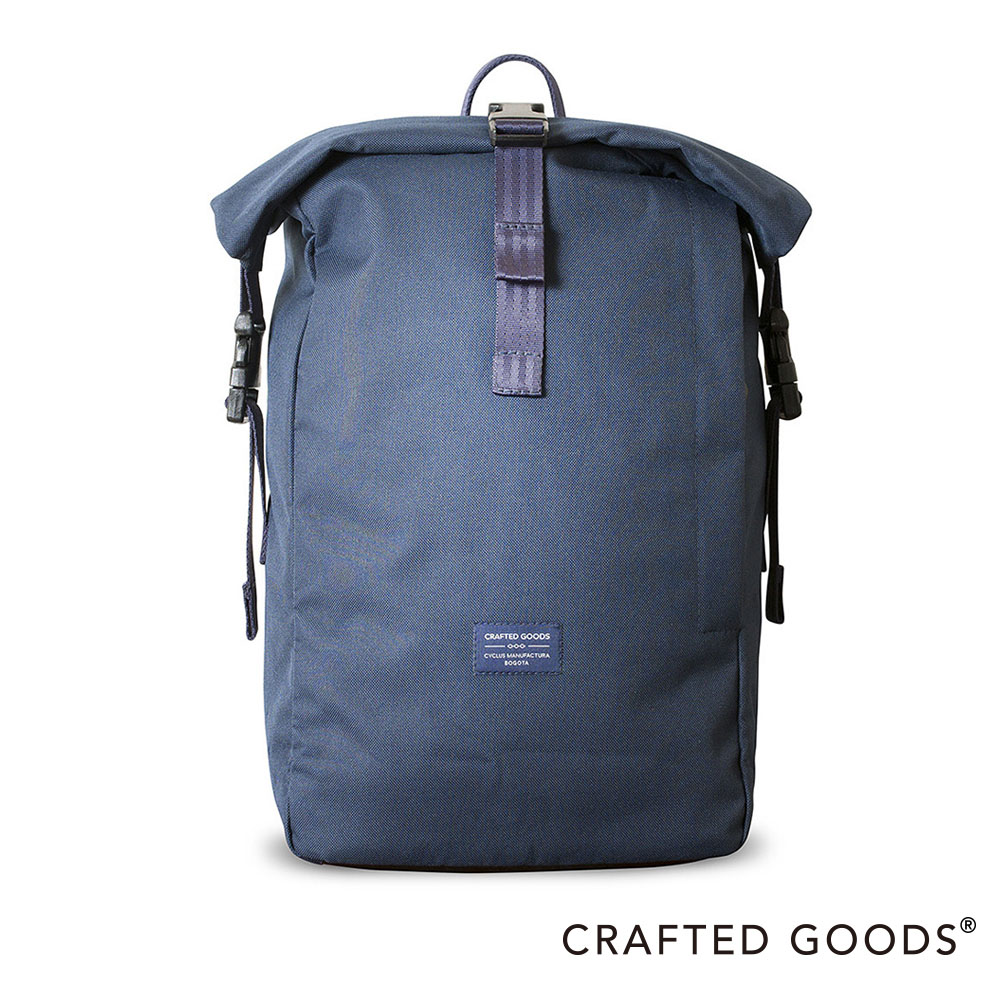 CRAFTED GOODS CGTDTO03 TODERO 力行者中型後背包 (海軍藍)