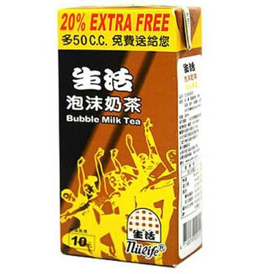 《生活》泡沫奶茶 (300ml x 24入)