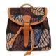 La Moda獨家開版塗鴉幾何大容量3way肩背後背包(13色)