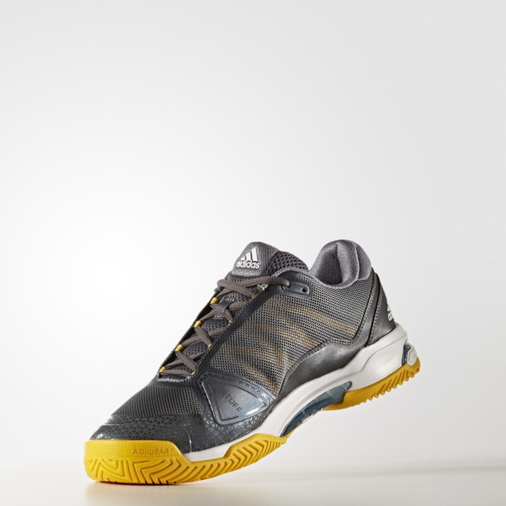 adidas BARRICADE 男 網球鞋 BY1638
