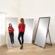 BuyJM豪華立掛兩用實木穿衣鏡/壁鏡寬90高180公分-免組 product thumbnail 1