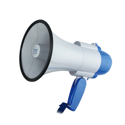 營業用 15W專業錄音/喊話器