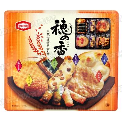 龜田製果 穗之香米果禮盒(251g)