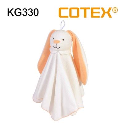 COTEX 長耳兔安撫巾 幫助寶寶進入深層睡眠