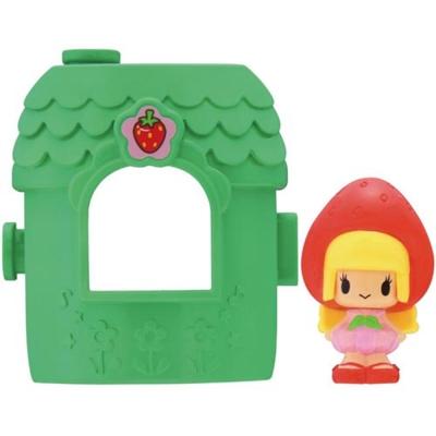 任選滿額499出貨-可愛達-小草莓與迷你小屋
